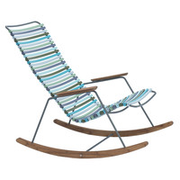 Click schommelstoel multicolor