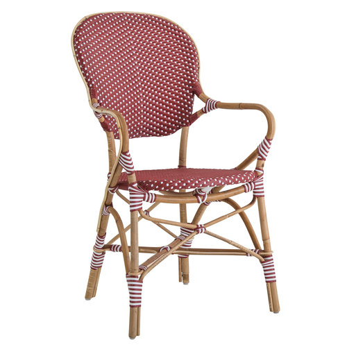Sika Design Isabell stoel met armleuning