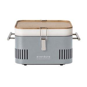 Everdure Cube houtskool barbecue grijs