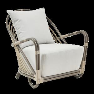 Sika Design Charlottenborg lounge stoel zit- en rugkussen