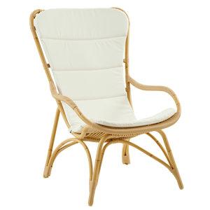 Sika Design Monet fauteuil alu-rattan zit- en rugkussen