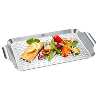 Barbecue grillpan large