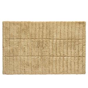Zone Denmark Tiles badmat zand katoen 50 x 80