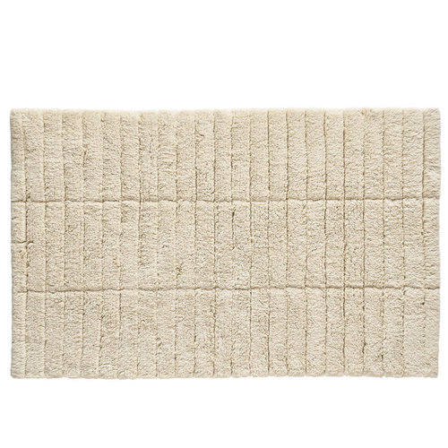 Zone Denmark Tiles badmat wheat katoen 50 x 80