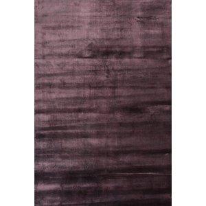 Linie Design Lucens rechthoekig tapijt paars 170 x 240 cm - TOONZAALMODEL
