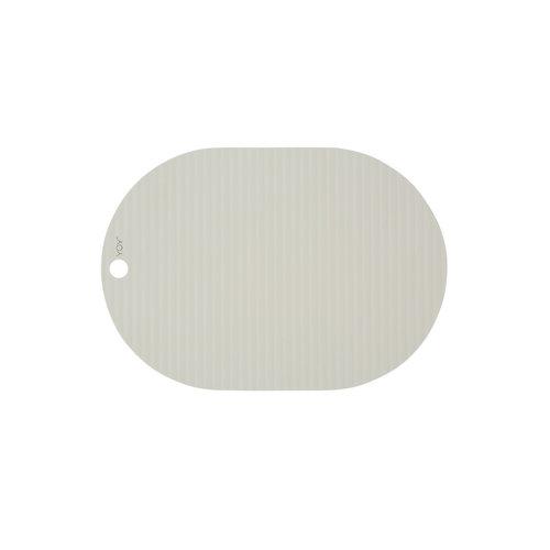 OYOY Living Design Ribbo placemat gebroken wit set van 2