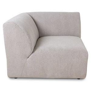 HK Living Jax sofa links eindelement