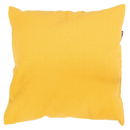 Tropilex Comfort kussen geel polykatoen
