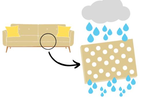 quick dry foam