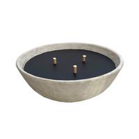 Robust bowl Papi tuinkaars