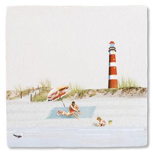 StoryTiles Ziltig zand van Ameland tegel small
