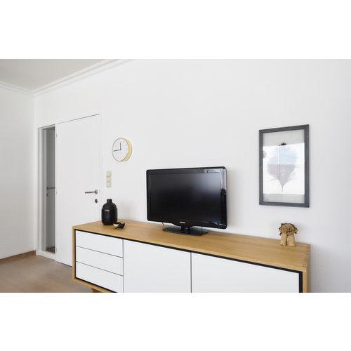 Bolia Floow dressoir front witte laminaat