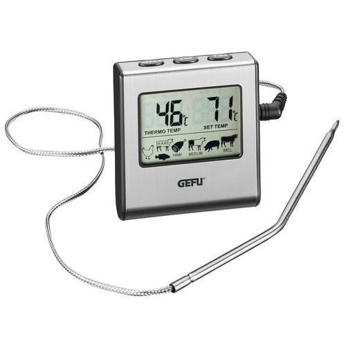 Gefu Tempere digitale braadthermometer met timer
