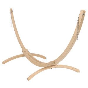 Tropilex Wood hangmatstandaard single