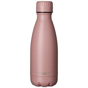 Scanpan To go drinkfles vacuüm Ash Rose 350 ml