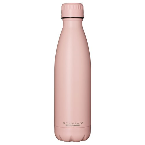Scanpan To go drinkfles vacuüm Mellow Rose 500 ml