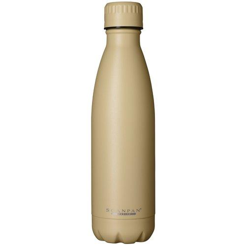 Scanpan To go drinkfles vacuüm Pampas 500 ml
