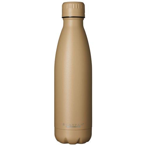Scanpan To go drinkfles vacuüm Tannin 500 ml