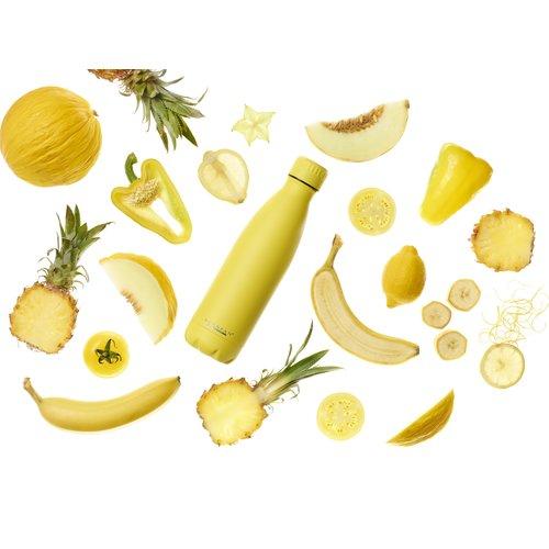 Scanpan To go drinkfles vacuüm Primrose Yellow 500 ml