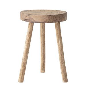 Bloomingville Banui krukje, gerecycleerd hout