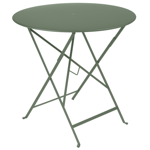 Fermob Bistro inklapbare tuintafel cactus metaal Ø 77 cm