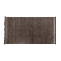 Steppe tapijt bruin
