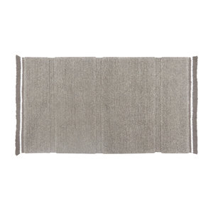 Lorena Canals Steppe tapijt grijs