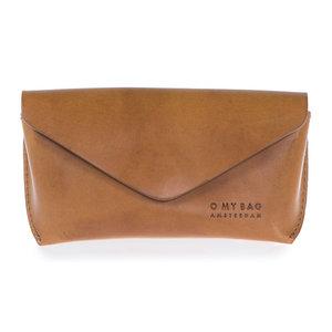 O My Bag Brillen etui cognac classic leather