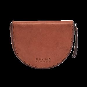 O My Bag Laura portemonnee - classic leather cognac
