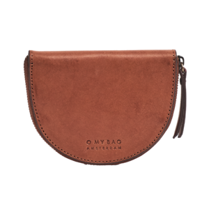 O My Bag Laura portemonnee cognac classic leather