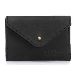 O My Bag Josie's portefeuille - hunter leather black