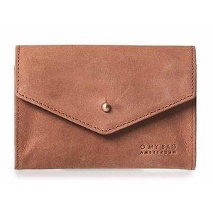 O My Bag Jo's portefeuille - hunter leather camel