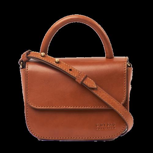 O My Bag Nano tas classic leather cognac
