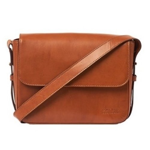 O My Bag Gina handtas - classic leather cognac