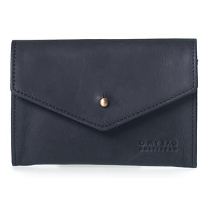 O My Bag Jo's portefeuille -  hunter leather black