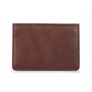 O My Bag Multiple kaarthouder - classic leather brandy