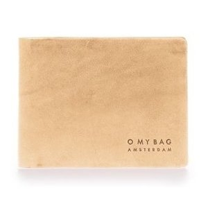 O My Bag Joshua's portefeuille - classic leather natural