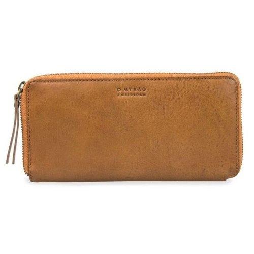 O My Bag Sonny portefeuille - stromboli leather cognac