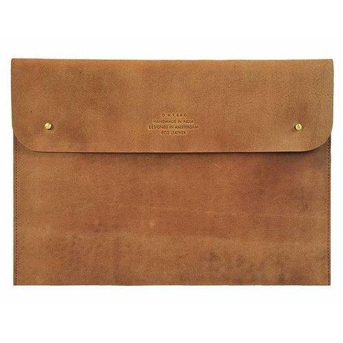 "O My Bag Laptophoes 15"" - hunter leather camel"