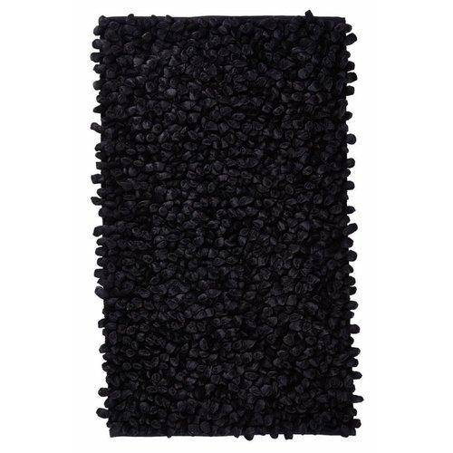 Aquanova rocca badmat 60x100 cm zwart