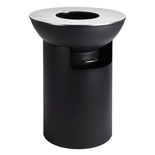 Artola FiQ M hoog zwart - set column L + schaal M
