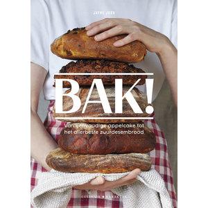 Karakter uitgevers Kookboek Bak! - Jayne Jubb