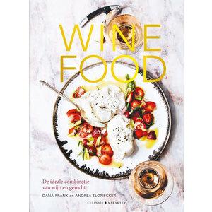 Karakter uitgevers Kookboek Winefood - Dana Frank & Andrea Slonecker