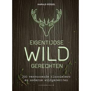 Karakter uitgevers Kookboek Eigentijdse wildgerechten — Harald Rüssel