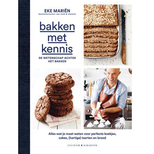 Karakter uitgevers Kookboek Bakken met kennis — Eke Marien