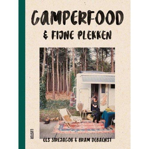 """Luster Kookboek """"Camperfood & fijne plekken"""" - Els Sirejacob en Bram Debaenst"""