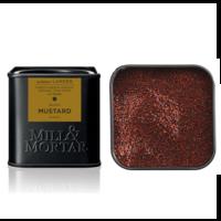 Mustard Seeds, brown BIO bruin mosterdzaad