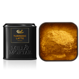 Mill & Mortar Turmeric Latte Spice BIO Kurkuma-topping