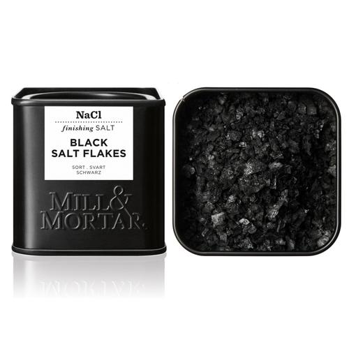 Mill & Mortar Black Salt BIO