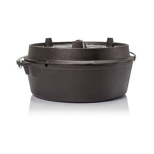 Petromax Dutch oven zonder pootjes 5,5 liter